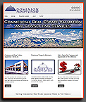 Recent Website Design www.DominionPeoprty.com